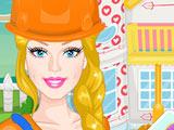 Игра Барби Строит Дом Мечты