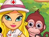 Игра Больница в Джунглях