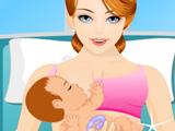 Игра Рождение Малышки