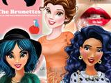Игра Блог Принцесс: Советы Брюнеткам