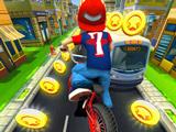 Игра Велосипедная Гонка