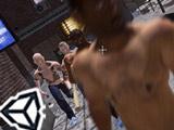 Игра Перестрелка с Гангстерами 3Д
