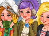 Игра Зимняя Мода