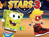Звёзды Баскетбола Никелодеон 3