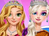 Принцессы Диснея: Майский Шопинг