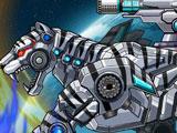 Игра Робот Снежный Тигр