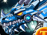 Игра Робот Ледяной Дракон