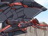 Роботы Динозавры: Рамфоринх