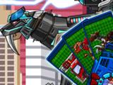 Роботы Динозавры: Чёрный Смилодон