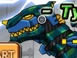 Роботы Динозавры: Солдат Тираннозавр