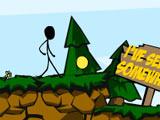 Игра Стикмен: Смертельный Побег