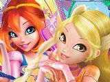 Игра Макияж Винкс для Девочек